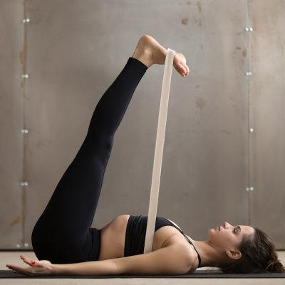 fitness pilates straps