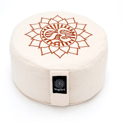 Simboli Meditazione Cuscino
