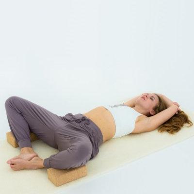 Tappetini yoga lana di pecora